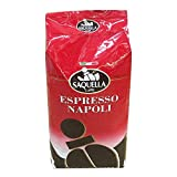 Saquella Caffe Saquella Espresso Napoli Bohnen, 1er Pack (1 x 1 kg)