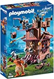 Playmobil- Fortaleza Móvil Enanos Juguete, (geobra Brandstätter 9340)