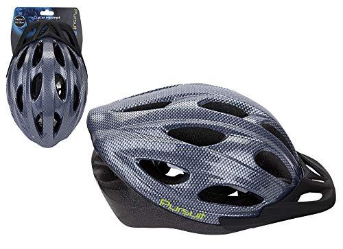 Shine Unisex Fahrradhelm, verstellbare leichte Fahrrad Fahrrad Mountain Road für Männer und Frauen (GRAUES MEDIUM)