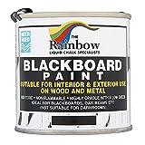 Black Chalkboard Blackboard Paint 250ml