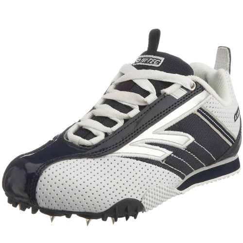 online store 6498b 6c9ec Hi-Tec Track Junior, Unisex , White (White Navy Silver 011