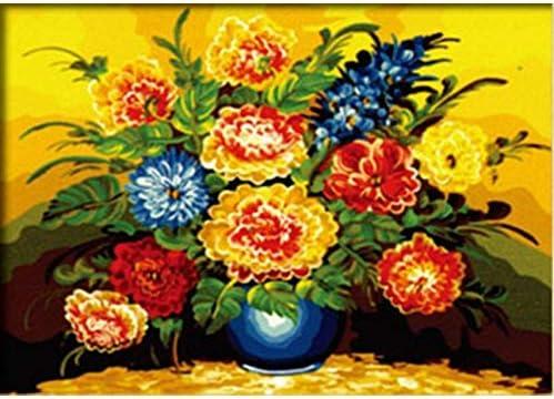 WACYDSD Puzzle Adulte 1000 Pièces Puzzle 3D DIY Photos Mur Décor À La Maison Fleurs Fruits | La Qualité