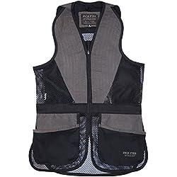 Jack Pyke Sporting Skeet Chaleco Negro tamaño XL