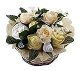 Baby Bouquets Bouquet de layette dans un panier