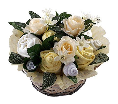 Baby Bouquets Bouquet de layette dans un pa