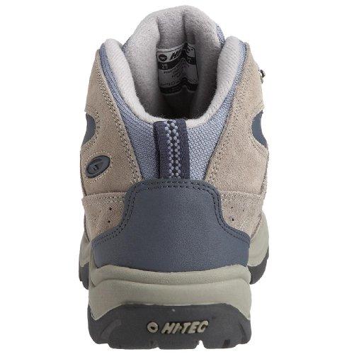 Hi-Tec Pineta WP Hiking, Chaussures randonnée femme Gris-V.4
