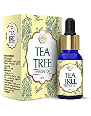 The Beauty Co. Tea Tree Oil for Acne and Blemish-Free Skin - 15ml