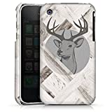 DeinDesign Apple iPhone 3Gs Coque Étui Housse Miracle de la forêt