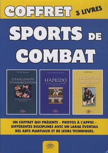 Coffret sports de combat
