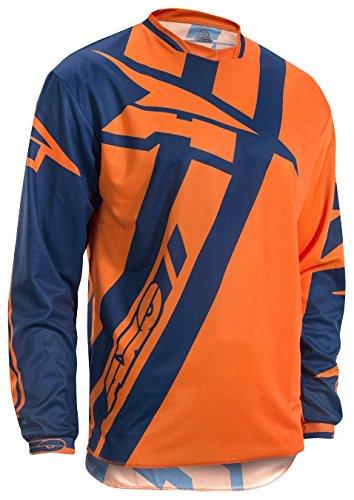 AXO Motion 4 Jersey, Blau/orange, M