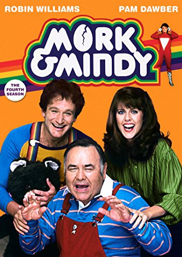 Mork & Mindy: The Fourth Season [DVD]