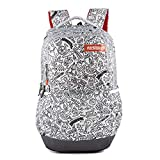American Tourister Doodle Nxt 02 Grey Graffiti Casual Backpack