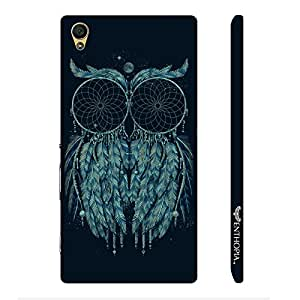 Sony Xperia Z5 Dual Dream owl catcher designer mobile hard shell case by Enthopia