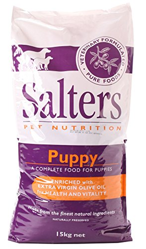 5174xtM669L - BEST BUY #1 Salters Puppy Food - A Complete Food for Puppies (15kg) Reviews and price compare uk