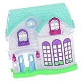 Generic Plastic Dollhouse Mini Building ...