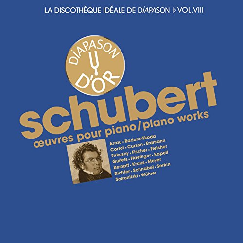Schubert: Oeuvres pour piano -...