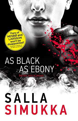 As Black as Ebony (Snow White Trilogy 3)