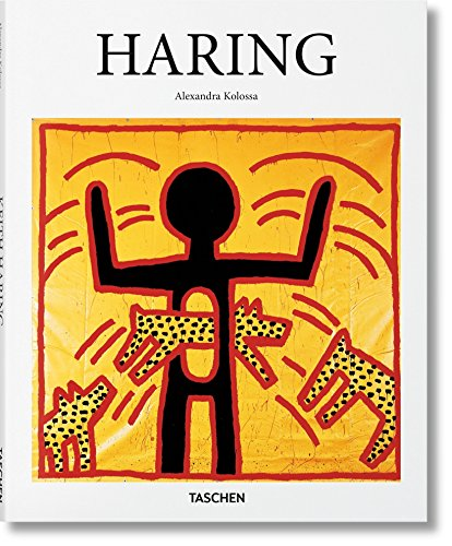 Haring (Basic Art Series 2.0) por Alexandra Kolossa