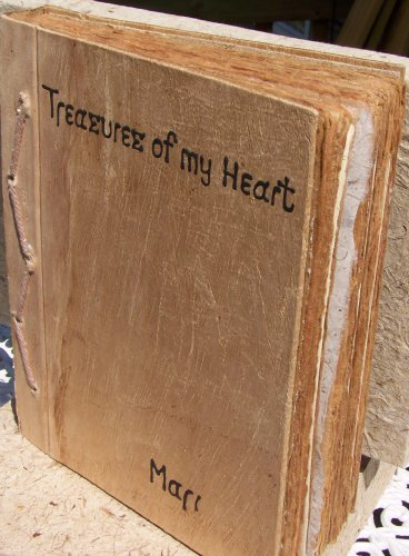 Treasures of my heart: Mary and Joseph's scrapbook