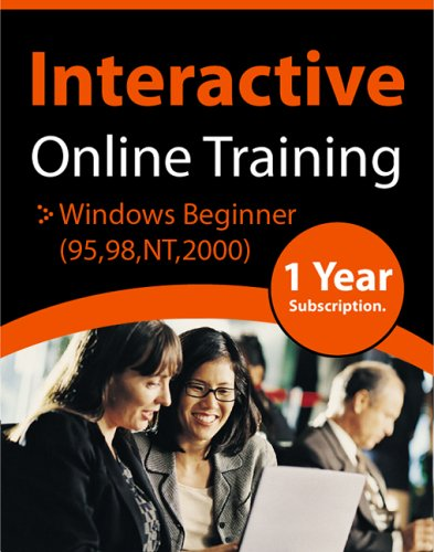 Windows ( 95 / 98 / NT / 2000 ) Beginner Online Computer Training Test