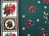 Minerva Crafts Weihnachten Mistelzweig Border Print