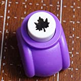 HuaYang Nouveau multi-modèle gaufreur mini poinçon d'artisanat(1Pcs: Feuille d'érable)