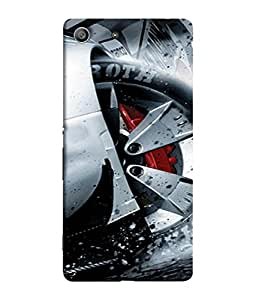 Fuson Designer Back Case Cover for Sony Xperia Z3 :: Sony Xperia Z3 Dual D6603 :: Sony Xperia Z3 D6633 (Boys Men Man Racer Speed Youth Young)