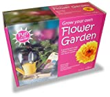 Grow Your Own Flower Garden Set