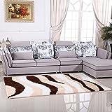 Ali Moderno semplice soggiorno tavolo da caffè divano letto matrimoniale camera da letto camera da letto completo coperta letto ( Colore : #4 , dimensioni : 1.4*2m )