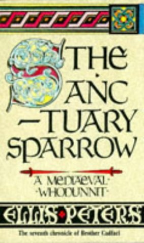 Book cover for The Sanctuary Sparrow
