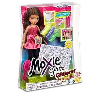 Moxie Girlz Glittering Style Doll Sophina