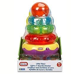 Steckspiel mit Licht und Musik, Lights n Sound Stacker, 63637