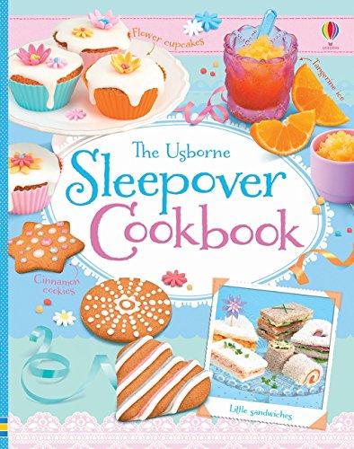 Sleepover Cookbook por Abigail Wheatley
