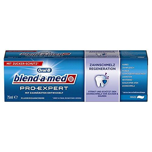 Oral-B Blend-a-med Pro Expert Zahnschmelzregeneration, 6er Pack (6 x 75 ml)