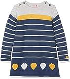 Boboli Mädchen Kleid Knitwear Dress for Baby Girl, Grau (Hellgrau meliert 7299), 68 cm (Herstellergröße:6 Monate)