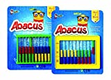 #5: JINKRYMEN Imported Plastic Abacus Arithmetic kid's Calculating Tool