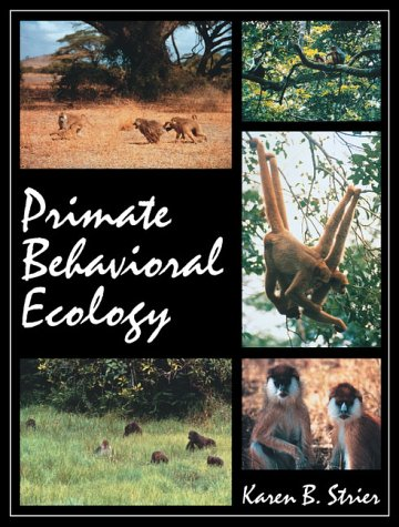 an introduction to the behaviors of the primates