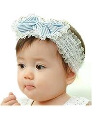 Lindo bebé niña diademas con pelo arco diadema diadema pelo Accessories(3 pcs)