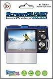 3x Olympus Tough TG-830830ihs IHS Kamera Premium Clear LCD displayschutzfolie Cover Guard Shield Film Kits., exakte