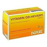 Vitamin D3 Hevert Tabletten, 100 St.