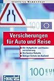 Versicherungen für Auto und Reise