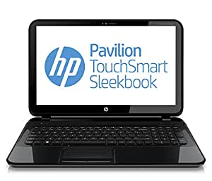 HP Pavilion TouchSmart 15-b124sf Sleekbook Ordinateur Portable