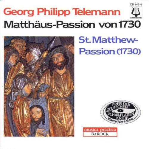 (Matthäus-Passion (1730))