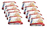 #4: Pigeon Baby Extra Soft Wipes, Chamomile 80 Pcs Per ( Pack 10Pack)