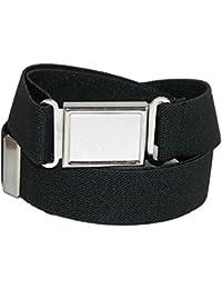 CTM Elástico 1 cinturón ajustable con hebilla magnética para niños