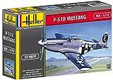 Heller - 80268 - Maqueta para Construir - P-51 Mustang - 1/72
