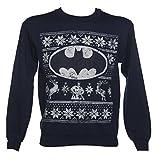 DC Comics Batman Weihnachtspullover