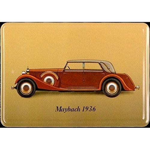 maybach-1936-tin-sign