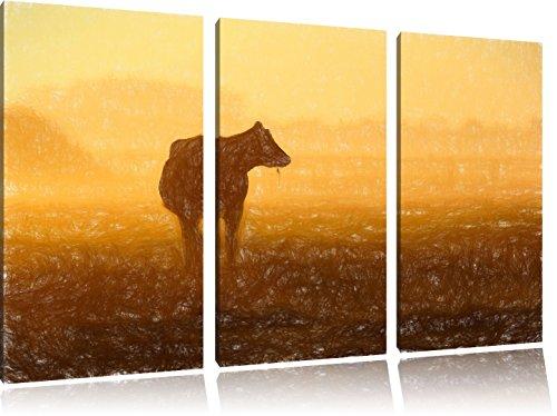 una-mucca-carnivoro-immagine-pascolo-arte-del-pastello-effect-3-pc-immagine-su-tela-120x80-su-su-tel