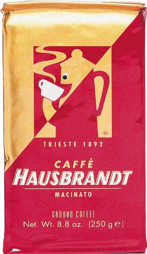 Hausbrandt Caffé Hausbrandt Rosso, 2er Pack (2 x 250 g)